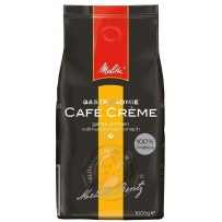 Melitta Gastronomie Café Crème, 1000g v zrnju