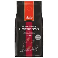 Melitta Gastronomie Espresso, 1000g v zrnju