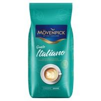 Mövenpick Gusto Italiano Caffè Crema, 1000g v zrnju