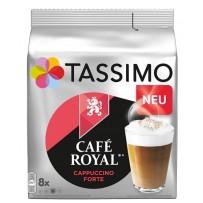 Tassimo CAFÈ ROYAL Cappuccino Forte