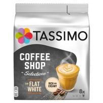 Tassimo Coffee Shop Selections Flat White