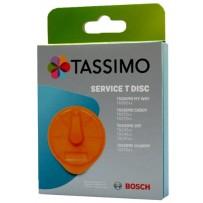 Bosch Service T DISC Disk za čiščenje Orange za Tassimo T55