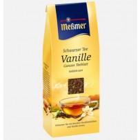 Messmer črni čaj, vanilija, 150 g